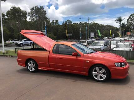 2004 Ford Falcon XR8 - Low Kms - V8 -  Auto - Driveaway
