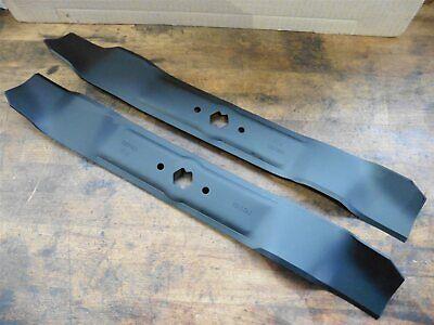 Messersatz  2 Stück passend für Aufsitzmäher B10 B115 MTD 742-0300 742-0506