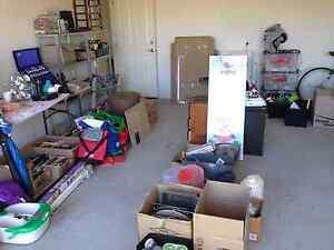 Garage Sale, 82 DENHAM CRESCENT, NORTH LAKES. Mango Hill Pine Rivers Area Preview
