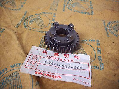 28t Getriebe (Zahnrad Getriebe 3.Gang/ Transmission Gear Countershaft third 28T Honda CM 185 T)