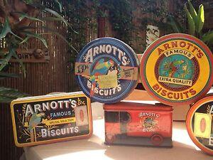 Biscuit tins Port Macquarie Port Macquarie City Preview