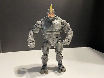 Toy Biz Marvel Legends Rhino Action Figure From Spider-Man Fearsome Foes 2006