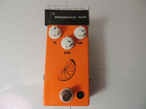 JHS Pulp N Peel Compressor Effects Pedal Free USA Shipping