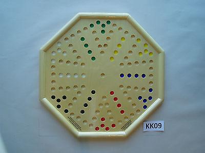 WAHOO WA HOO BOARD GAME  15 x 15 inch. Octagon.  6 player  KK09, used for sale  Midland