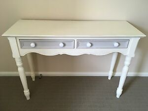 Hall table French Provincial Shabby Chic Early Settler Collection Camden Camden Area Preview
