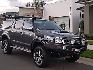 SR5 2012 hilux lots of mods ARB triton Navara Harrington Park Camden Area Preview