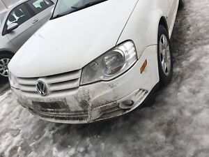 Volkswagen Golf city 2008