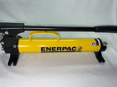 Enerpac P39 Single Speed Ultima Steel Hydraulic Hand Pump