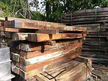Large a grade hardwood sleepers brand new railway not used Nerang Gold Coast West Preview