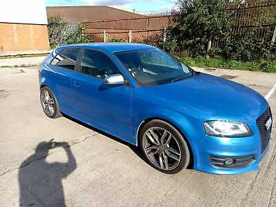 2007 AUDI S3 2.0 TFSI QUATTRO MANUAL - STAGE 2 - 100% HPI CLEAR NEVER DAMAGED