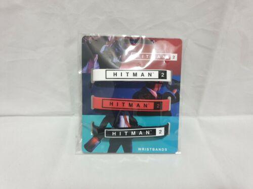 Hitman 2 pulseras sony xbox nintendo merchandising no game