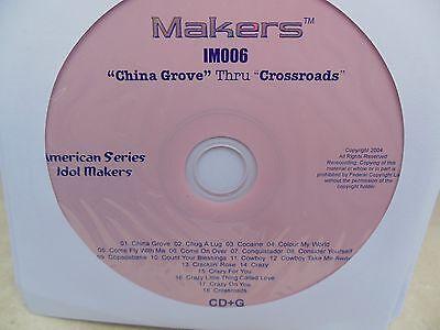 Idol Makers~~karaoke~~IM-006 ~ Crazy Little Thing Called Love ~ CD+G~New Crazy Love Karaoke