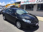 2009 Toyota Corolla Ascent Automatic Sedan Capalaba Brisbane South East Preview