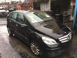 Mercedes Benz B200 2007 Hatchback black automatic now wrecking!! Northmead Parramatta Area Preview