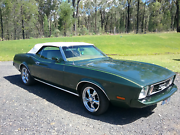 1973  ford mustang convertible (under 20000 original miles) Inglewood Goondiwindi Area Preview