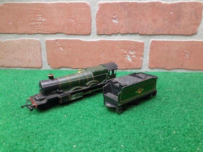 Triang Railways TT Gauge T. 91 Castle Class Locomotive Matte Finish