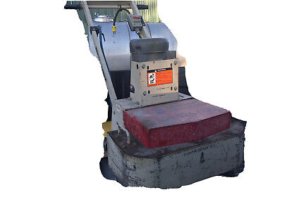 Edco 2ec-1.5 Walk-behind Dual Disc Electric Concrete Floor Grinder