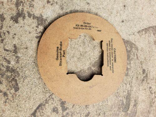 Stearns Brake Friction Disc Kit # 5-66-8472-00 / 566847200 / 5 66 8472 00