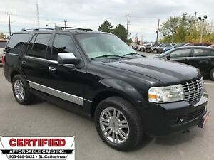 2008 Lincoln Navigator Ultimate ** NAV, HTD/COOLED LEATH, BACKUP