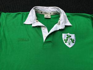 NEILLS Ireland Rugby Shirt - Men Size XL - Made in Ireland