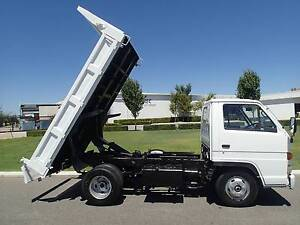 Isuzu 2 tonne Tipper on Car Liscence Welshpool Canning Area Preview