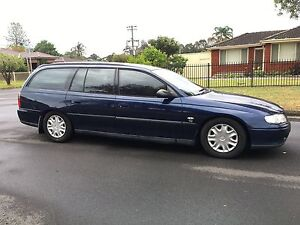 2001 Holden Commodore VX Wagon Auto 4months Liverpool Liverpool Area Preview