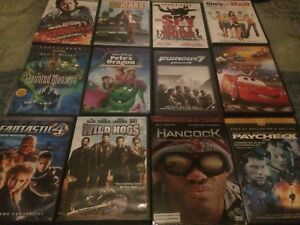 23. Dvd assorted movies