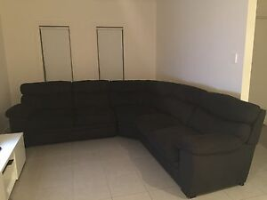 Black Modular Sofa Mile End West Torrens Area Preview