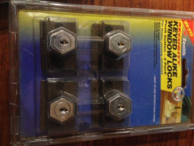 Zenith window locks & patio door bolts | Other Tools & DIY ...