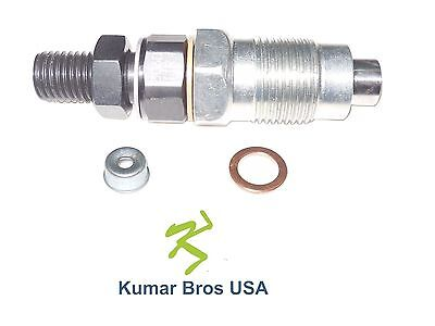 New Kumar Bros Usa Fuel Injector Assy For Bobcat 341 337 V2203 V2003texcavator