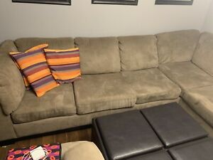 Off White Sectional Sofa 1 Year Old Couches Amp Futons