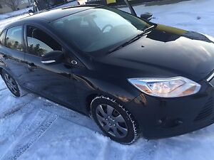 2013 FORD FOCUS S Sport like new