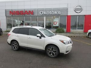 2014 Subaru Forester 2.0XT Touring Limited-HEATED LEATHER, AWD