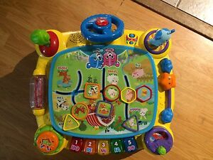 Vtech idiscover activity table