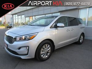 2019 Kia Sedona LX+/8 seater/Camera/Power doors and tail gate