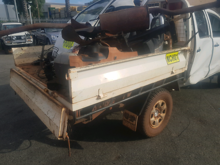 Hilux kun26 steel tray Bayswater Bayswater Area Preview