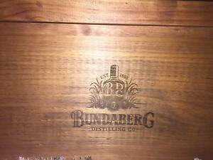 Bundaberg Rum Coffee Table/Esky  ***PRICE REDUCED*** Brisbane City Brisbane North West Preview