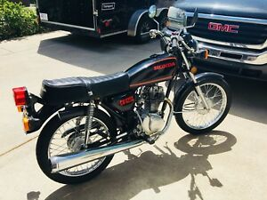 Honda CB 125S in excellent condition