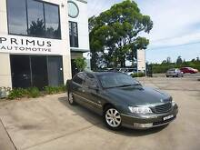 2003 Holden Caprice WK V6 SUPERCHARGED Homebush West Strathfield Area Preview