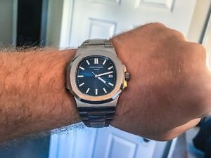 Patek Philippe nautilus 5711 Blue Mechanical watch
