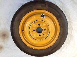 NISSAN S13 SILVIA/180SX 4 STUD SPARE TYRE Manly Vale Manly Area Preview