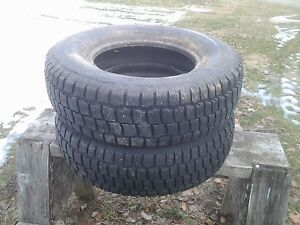 185/80r13Winter tires 2