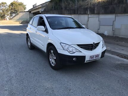 2007 ssangyong Diesel 4x4 Manual Come Whit 6 Months Rego And Rwc