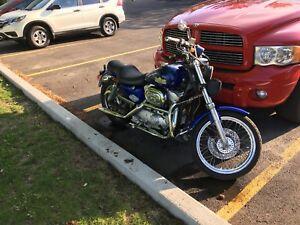 Harley 883 1988