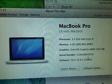 Mac book pro Armidale Armidale City Preview