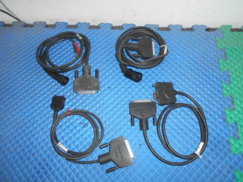 Lot 4 Programming Cable for Matra TPH700 TPH600 MC9620
