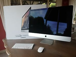 iMac - 27inch, Late 2013 Nairne Mount Barker Area Preview