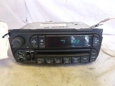 2002-2007 Dodge Chrysler Jeep OEM Radio CD Player P05091556AF BCY82