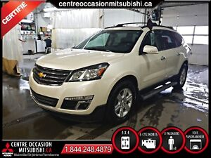 Chevrolet Traverse 2014 1LT AWD/4X4 8 Places + Toit-pano + march