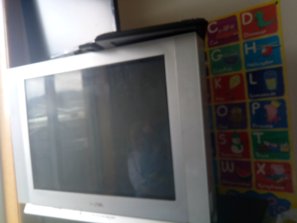 Old TV good for games